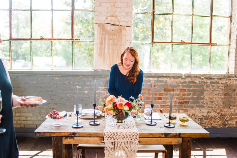 Forest Hall Styled Shoot - Arika Jordan Photography-252